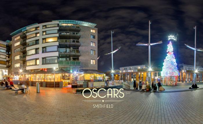 Oscars Front Seating 360 Virtual Tour #3VT